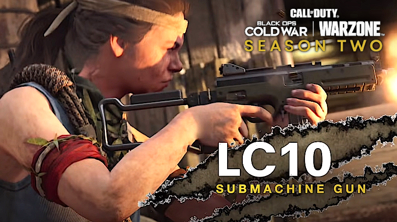 Black Ops Cold War LC10 gameplay