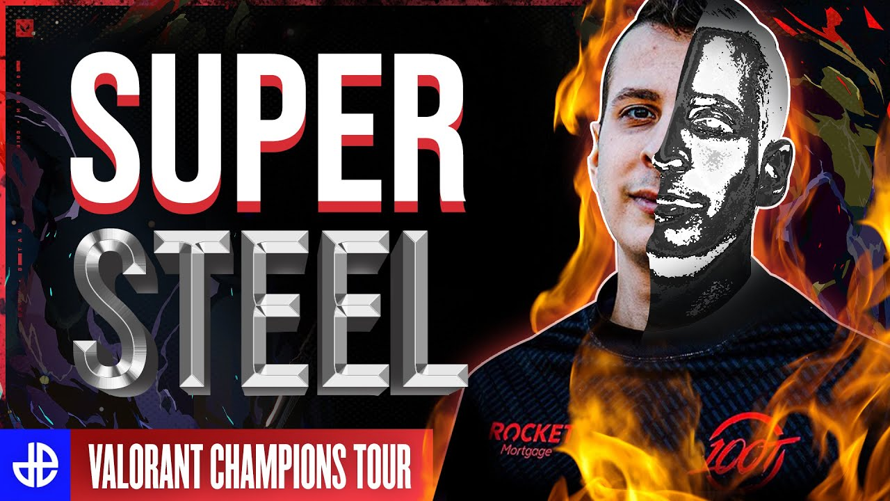 Steel Valorant Champions Tour