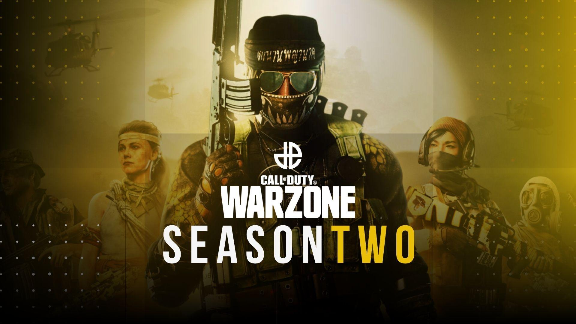 Warzone season 2 live blog dexerto
