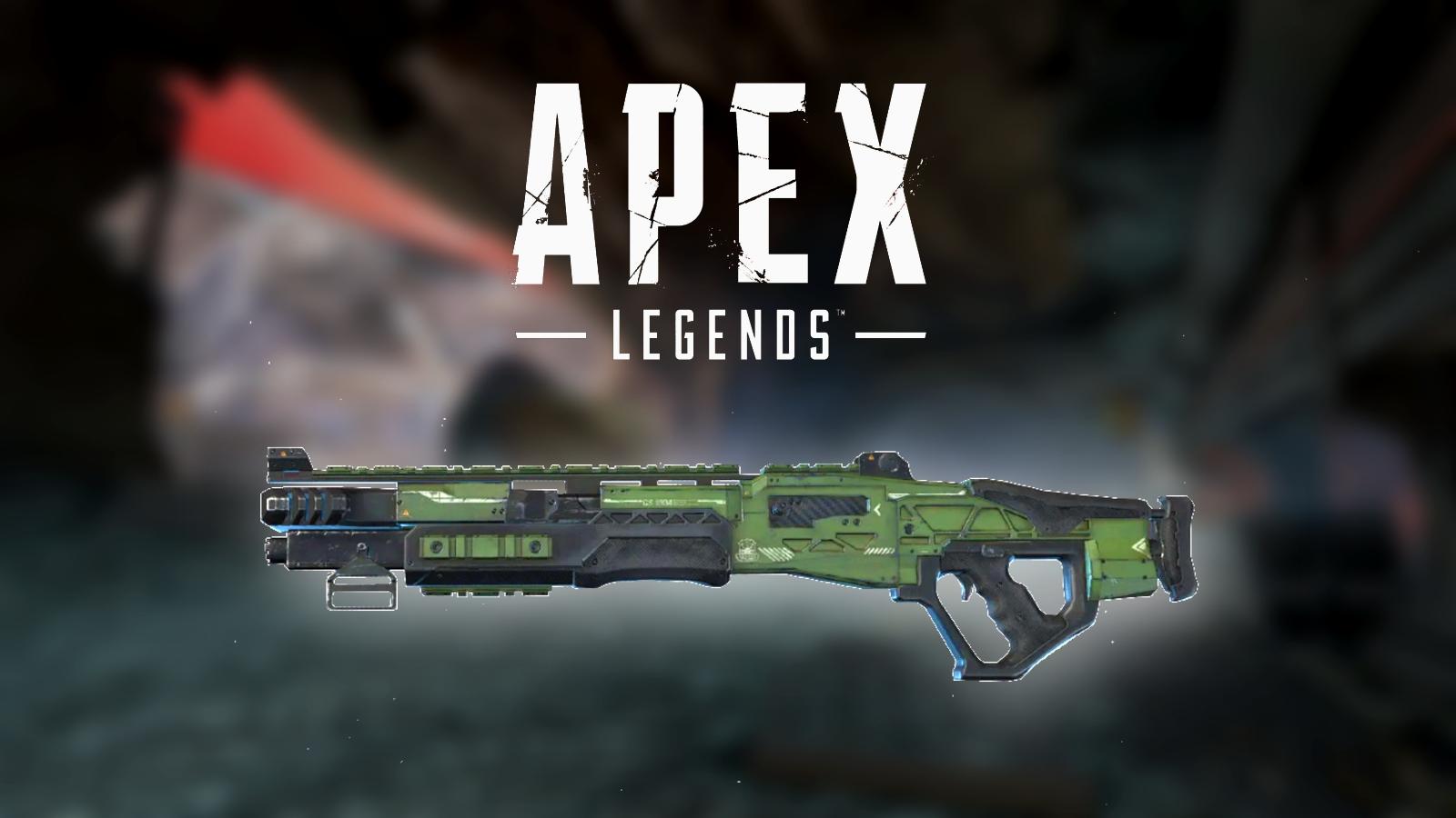 Apex Legends mastiff changes season 8