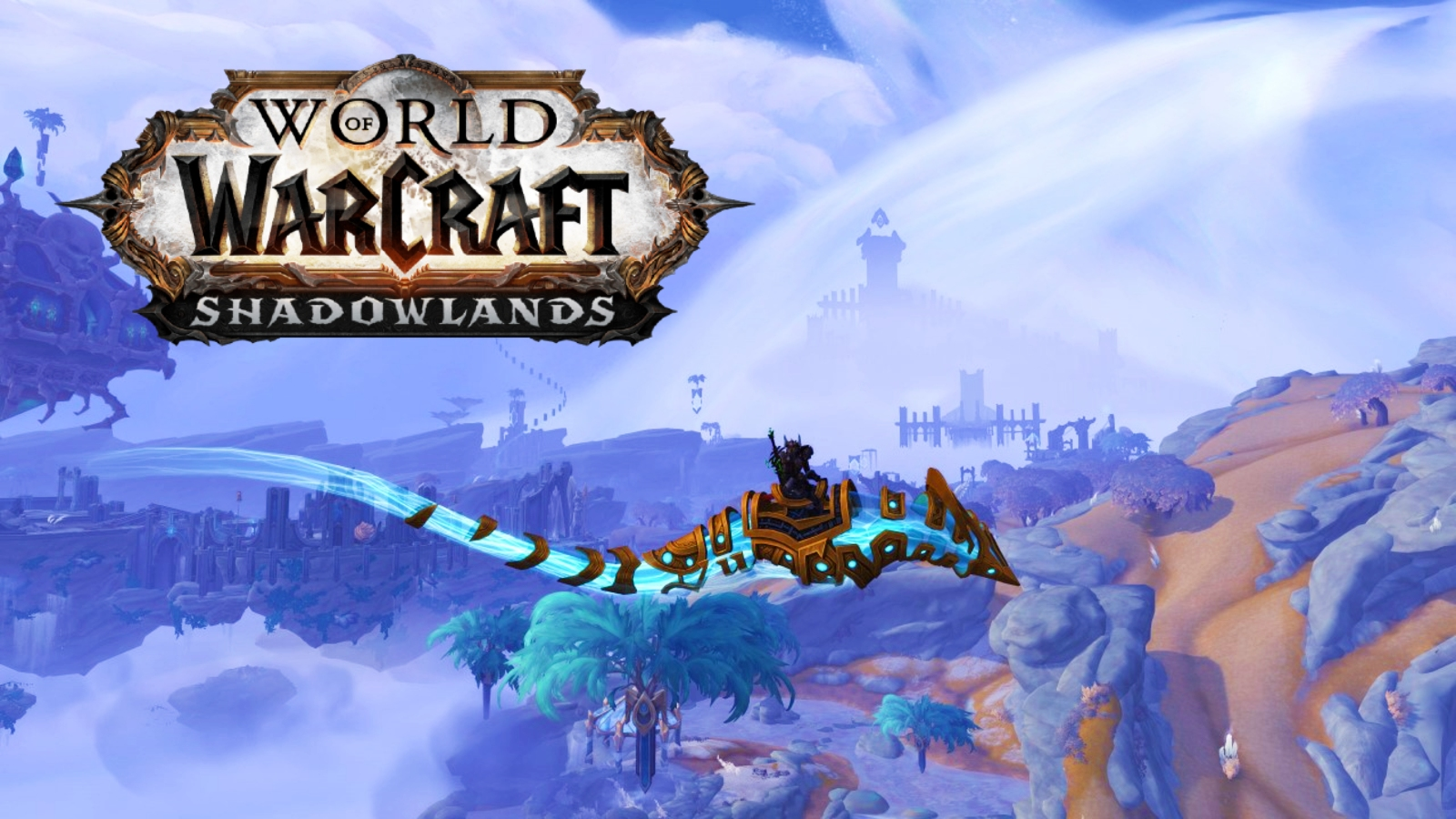 How to Fly in WoW Shadowlands