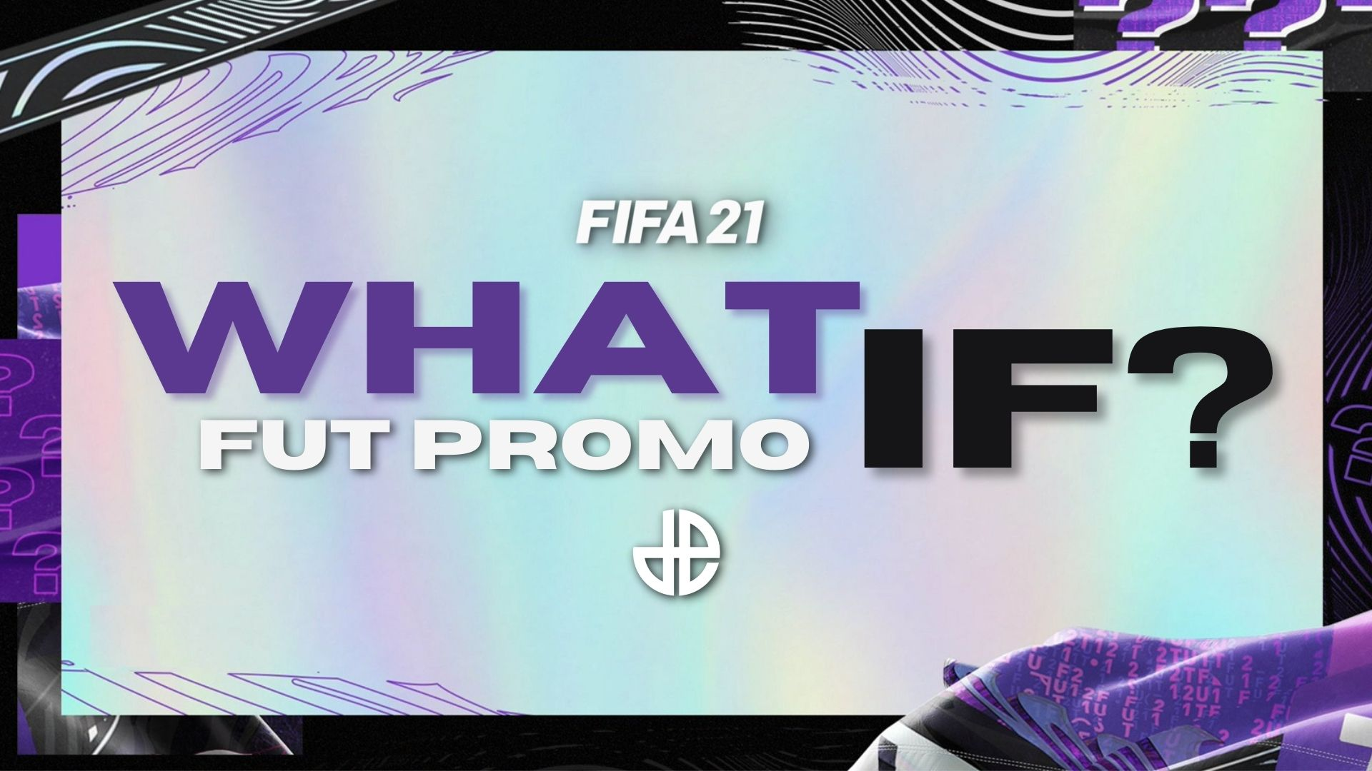 New FIFA 21 promo What If appears on FUT loading screen.