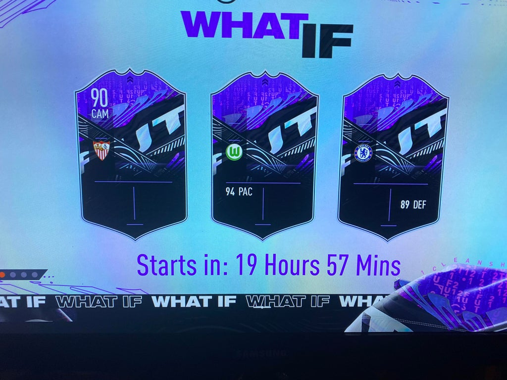Three new FIFA promo cards have been teased on the FUT loading screen.