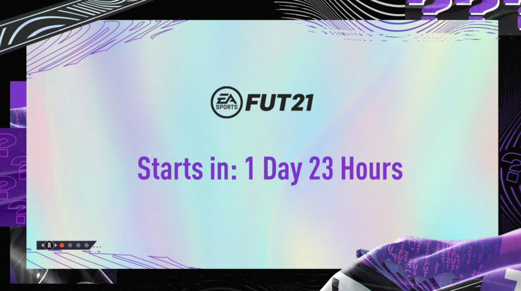 """The usual teaser campaign for any new FIFA 21 promos, including """"What If,"""" started yesterday."""
