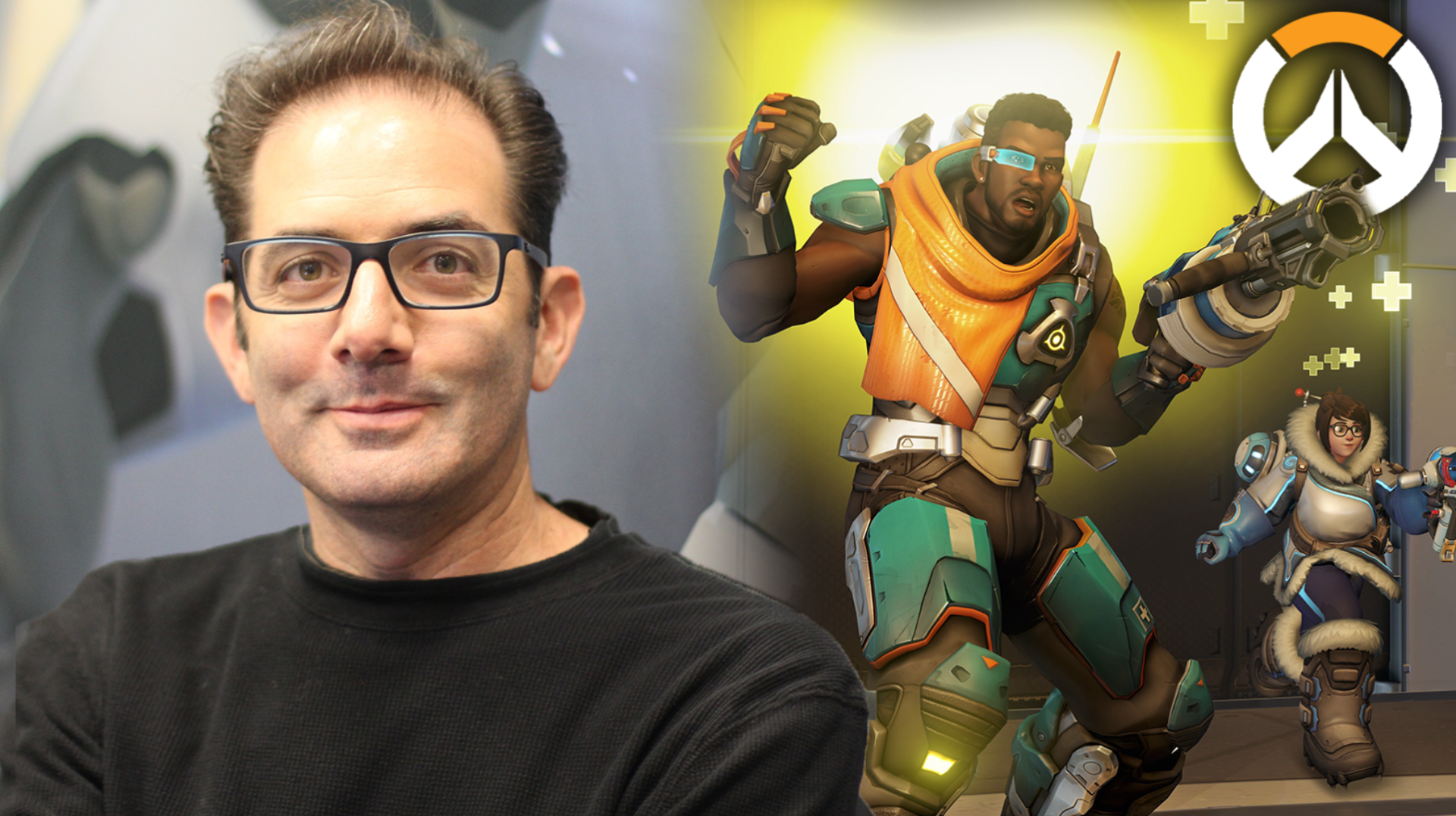Jeff Kaplan discussing Overwatch