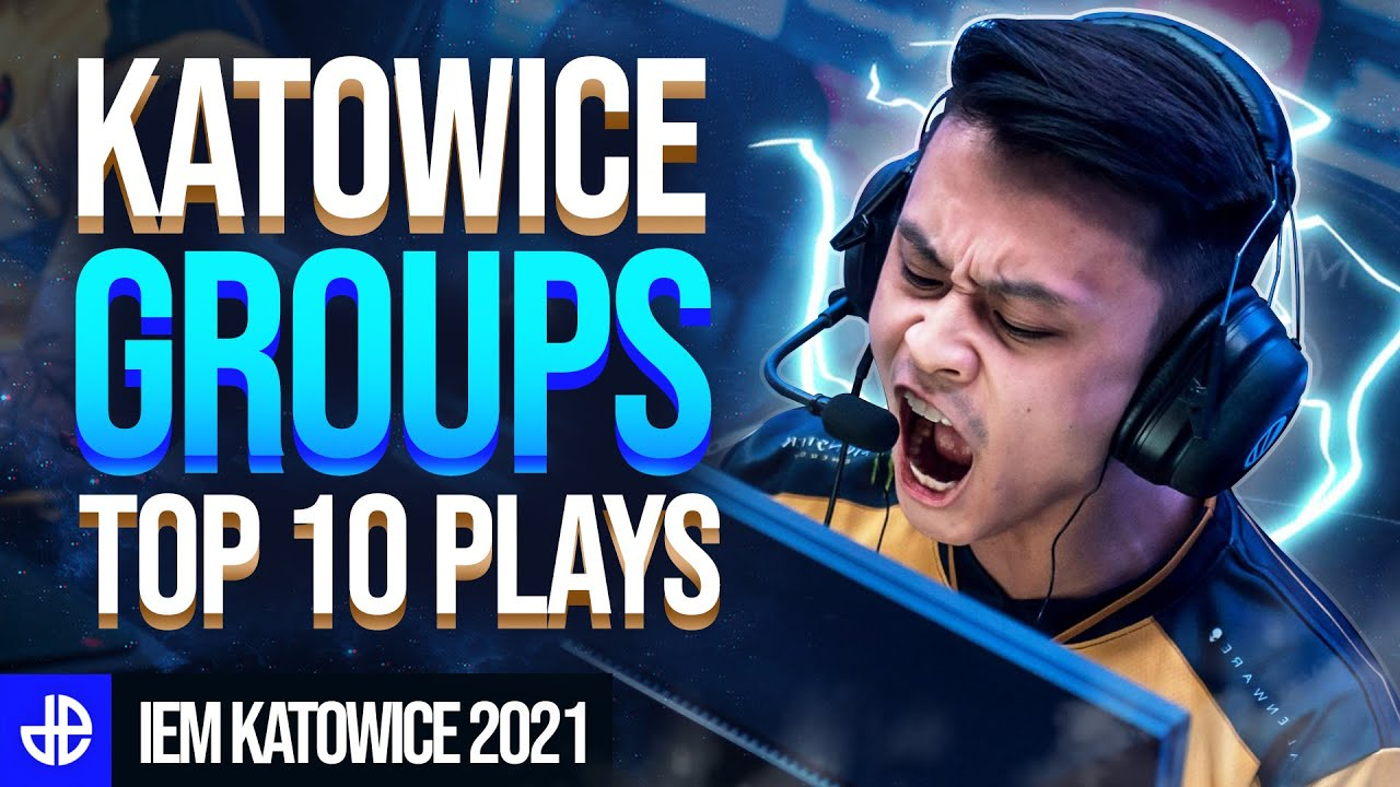 IEM Katowice Groups Stewie2k Degster