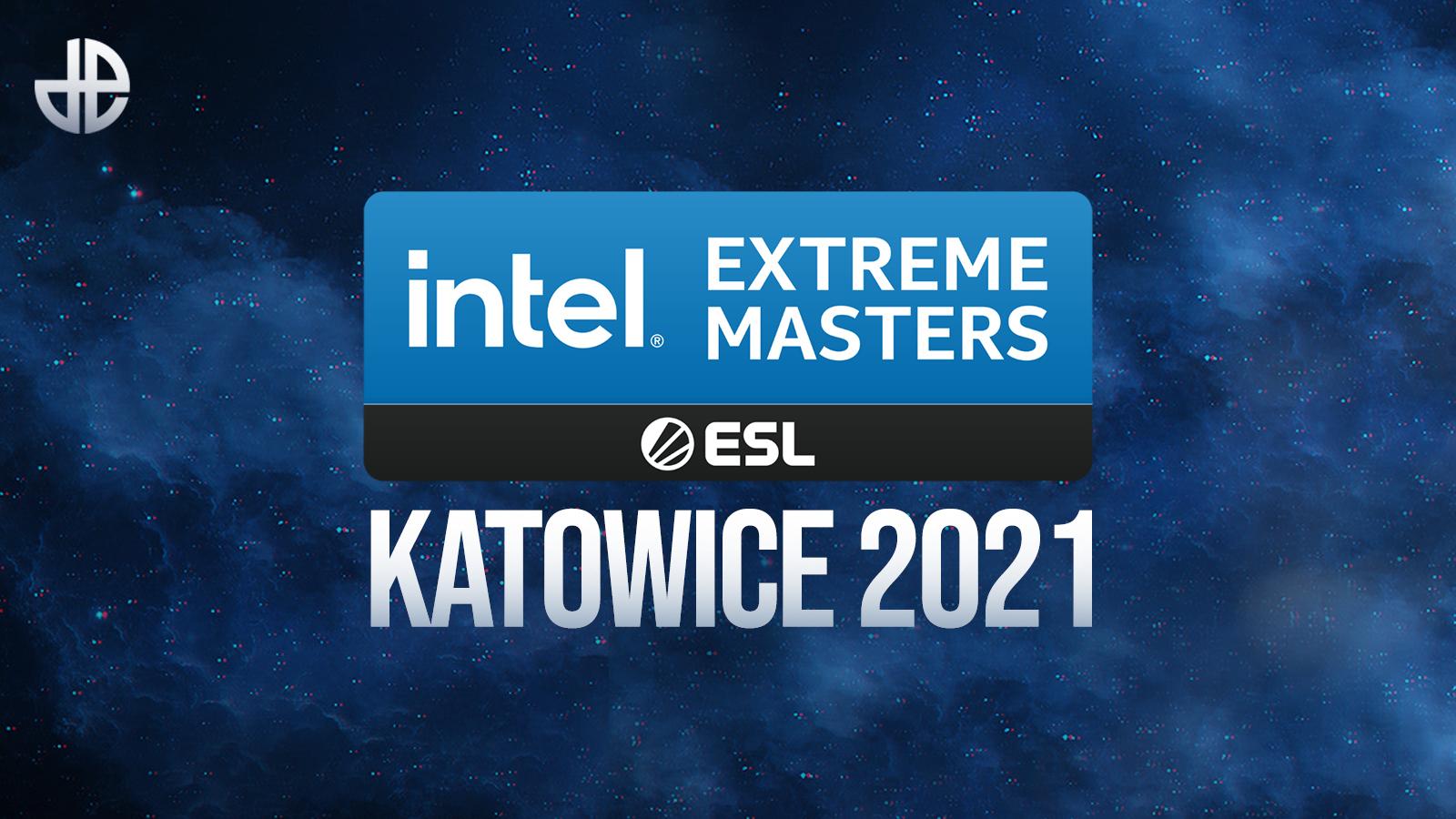 IEM Katowice 2021 stream, schedule, scores