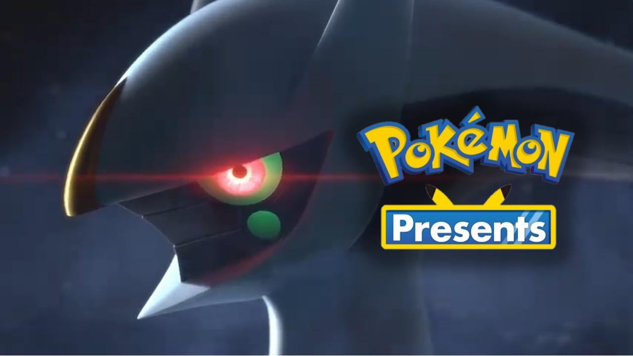 Pokemon Presents february 2021