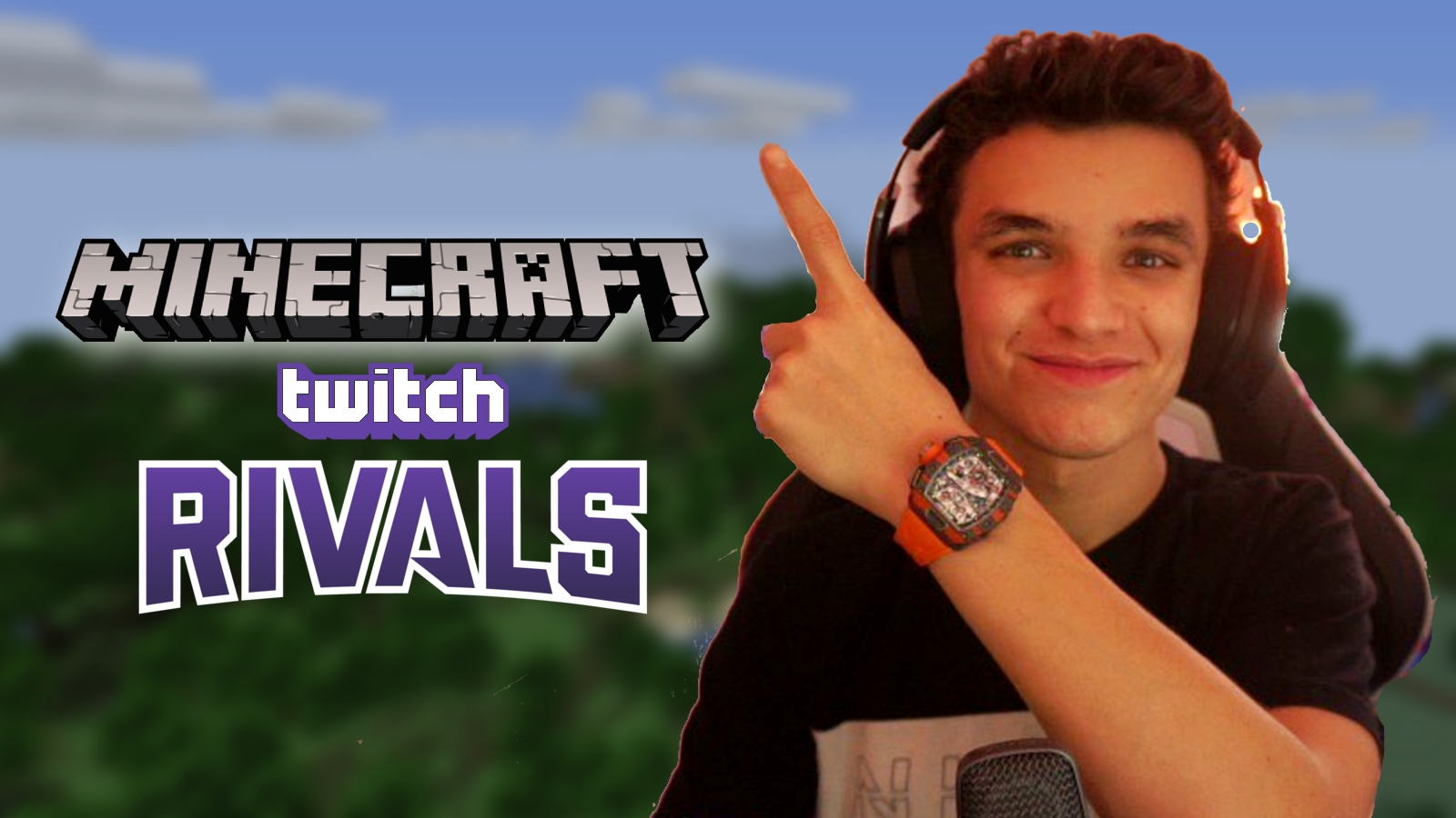 Lando Norris hosting $25,000 Twitch Rivals Minecraft Invitational