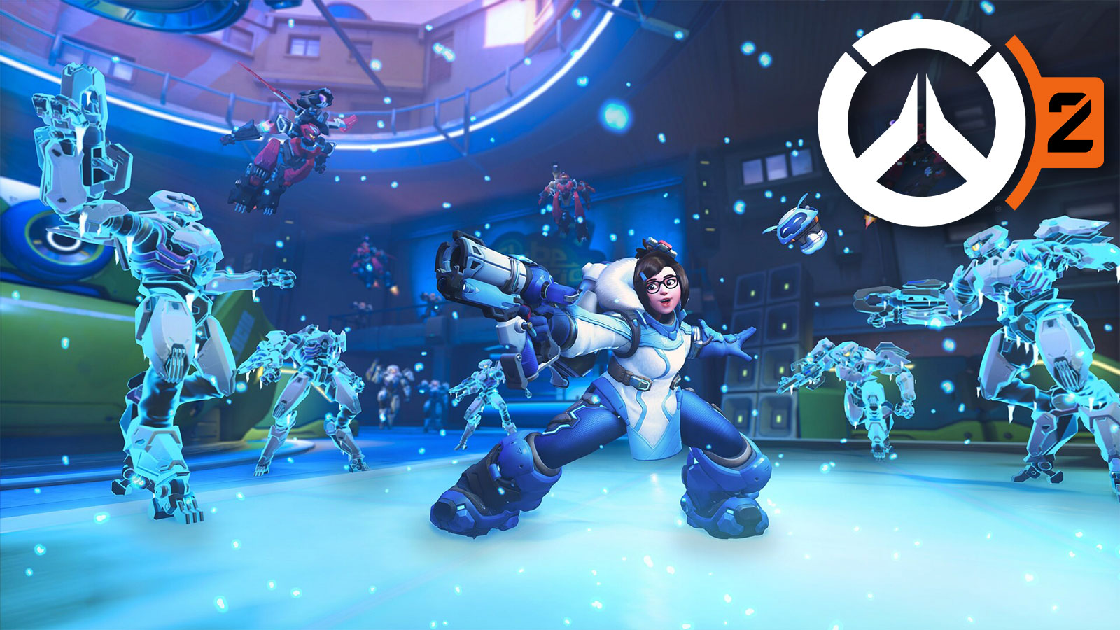 Mei in Overwatch 2