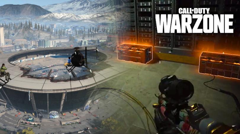 stadium loot rooms no key how to access locations map season 2 warzone