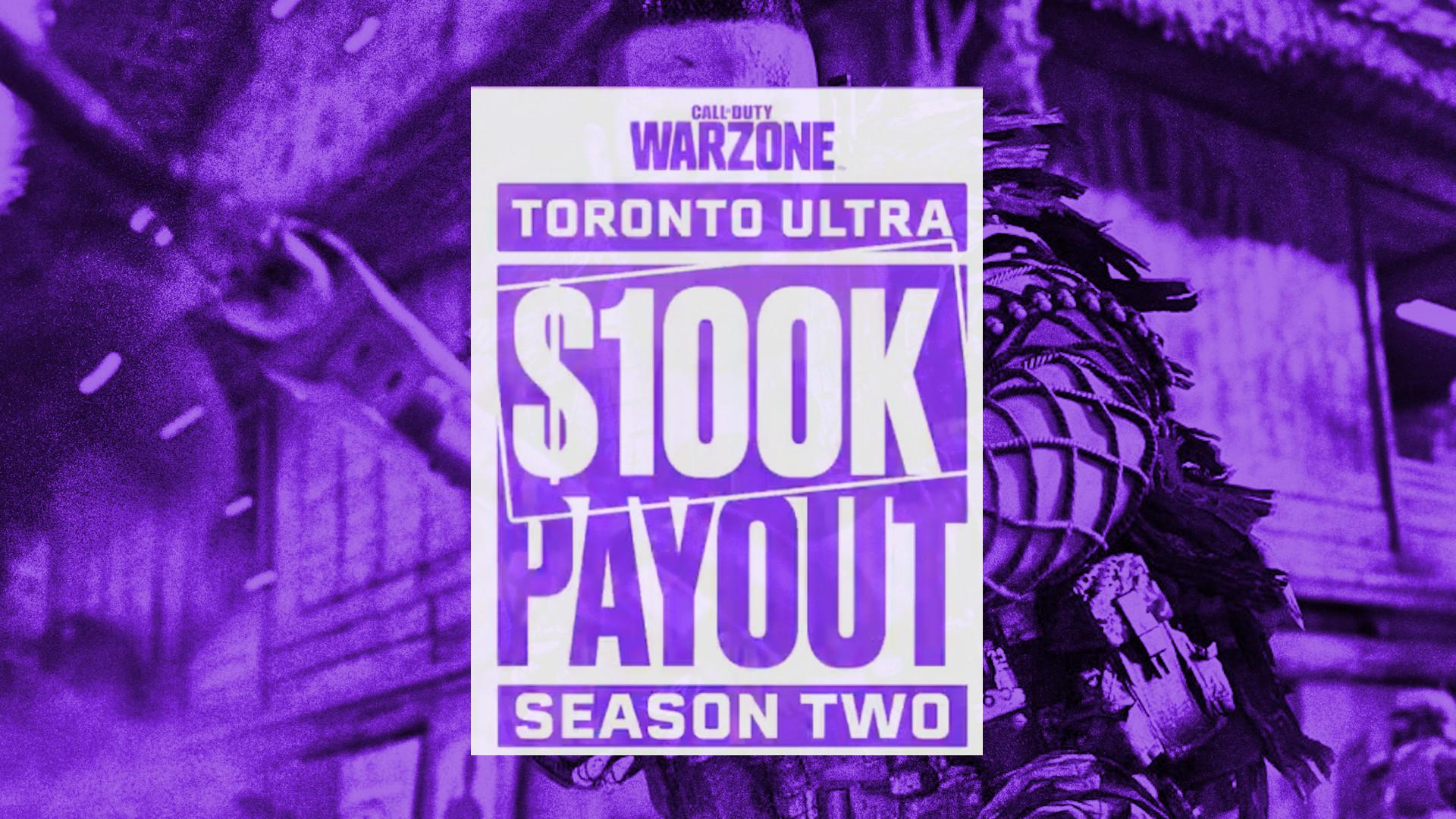 toronto ultra warzone tournament season 2