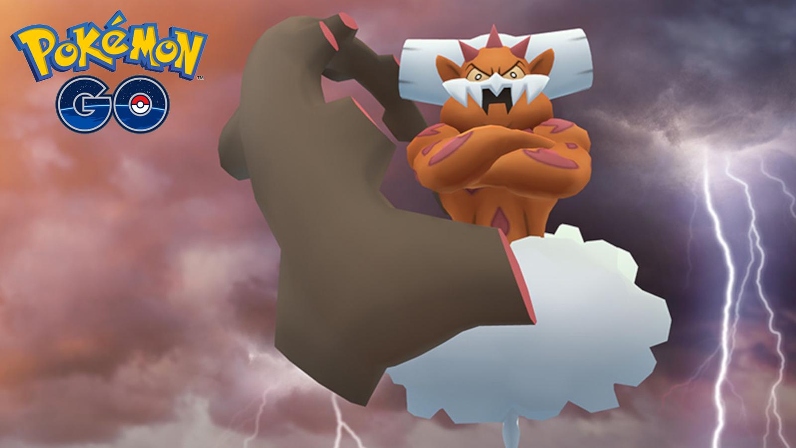 Pokemon Go Incarnate Forme Landorus