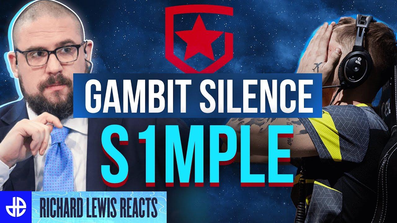 Gambit s1mple CSGO