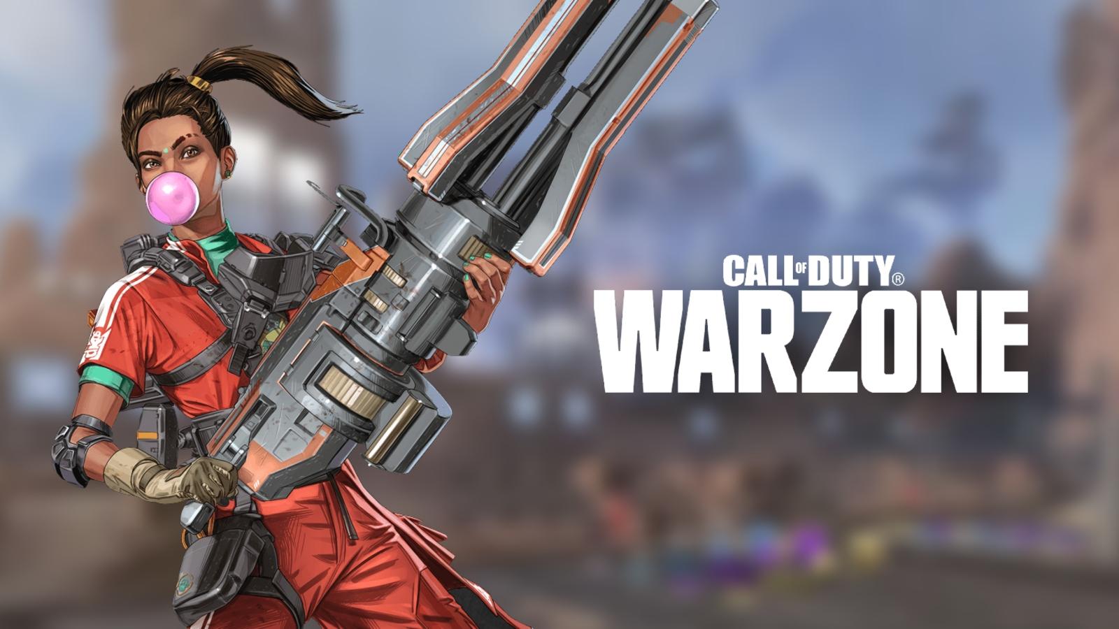 Warzone rampart apex legends feature