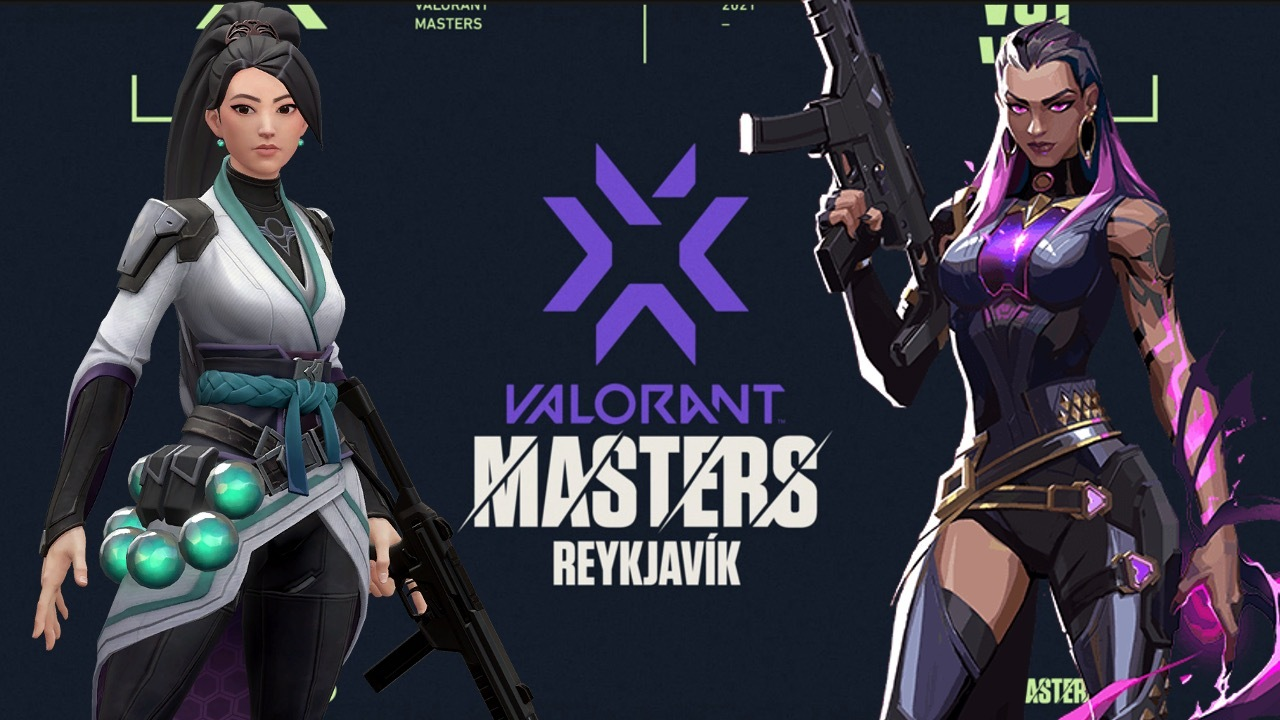 valorant esports masters champions stage 2