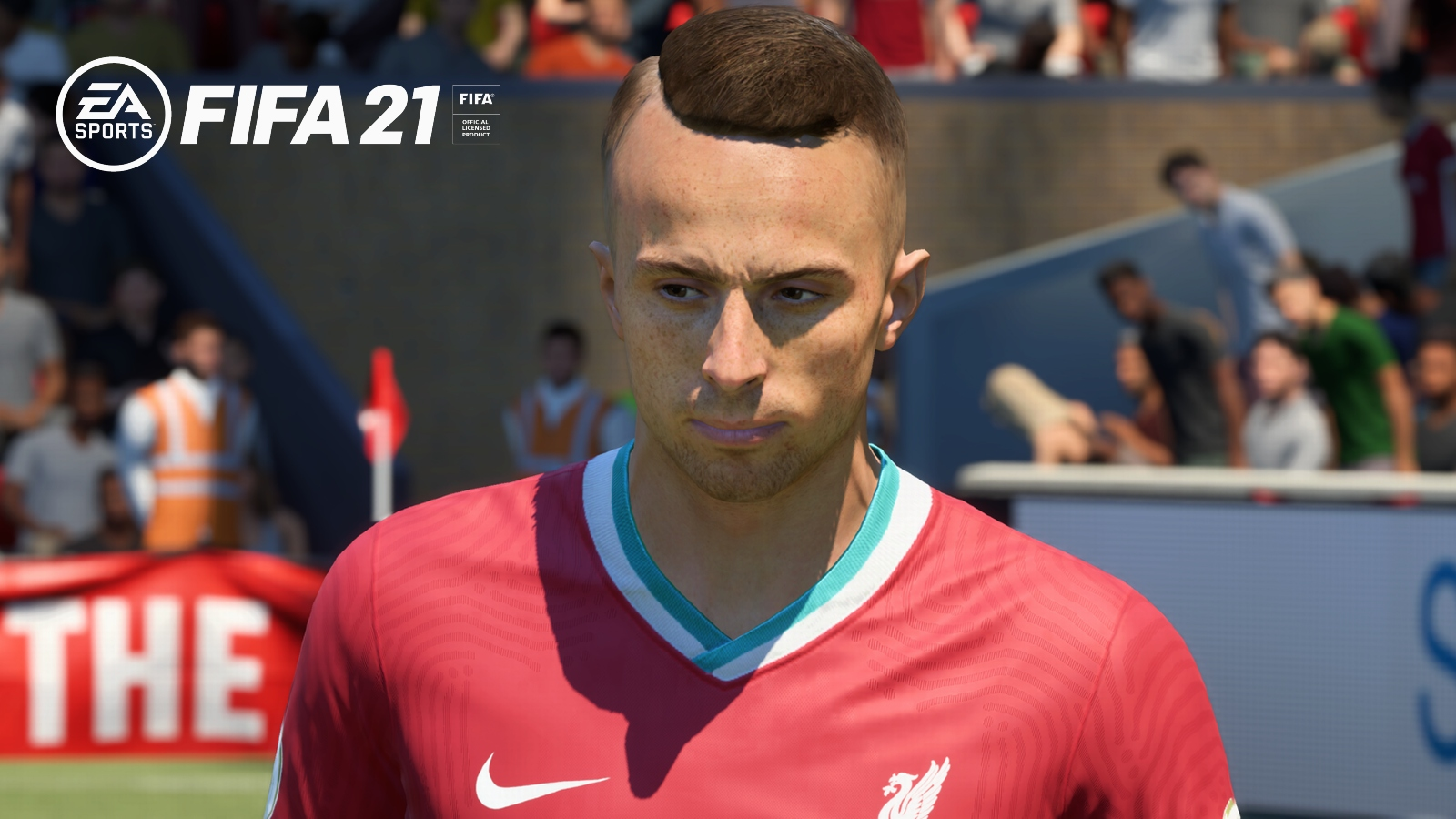 Liverpool FC's Diogo Jota in FIFA 21
