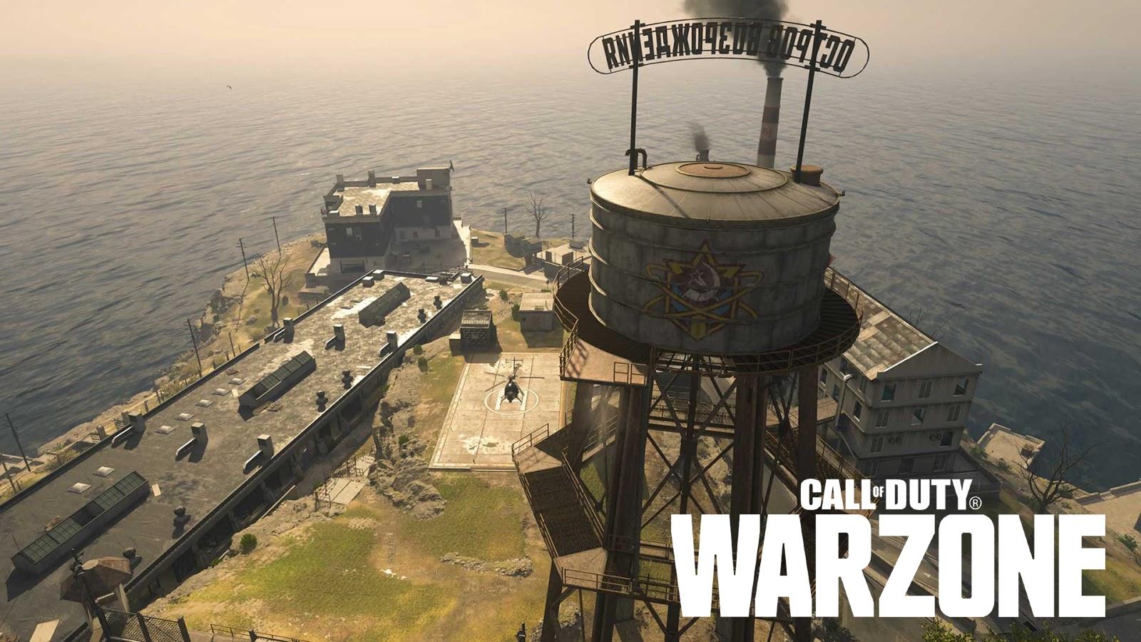 New Warzone Season 2 wall glitch makes players unkillable on Rebirth Island - Dexerto