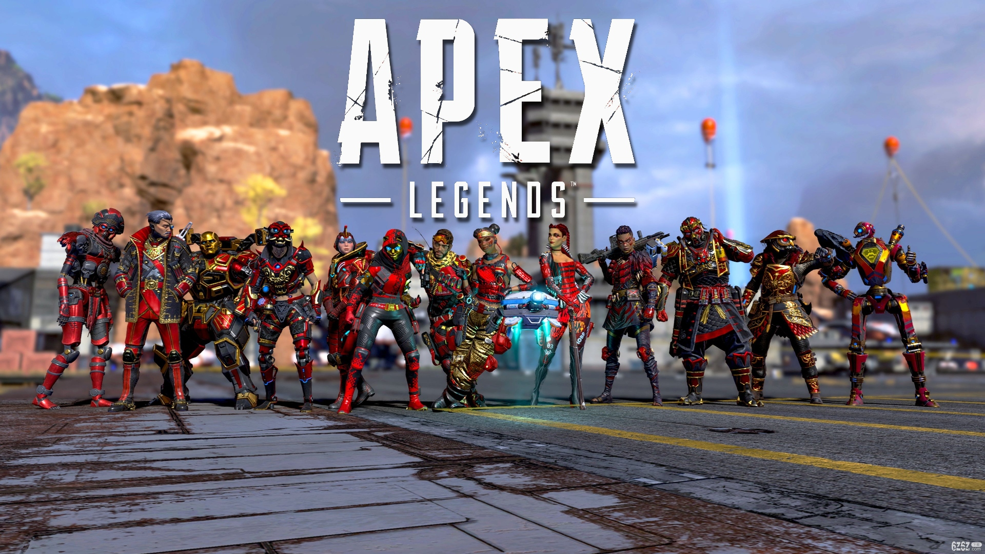Apex Legends players