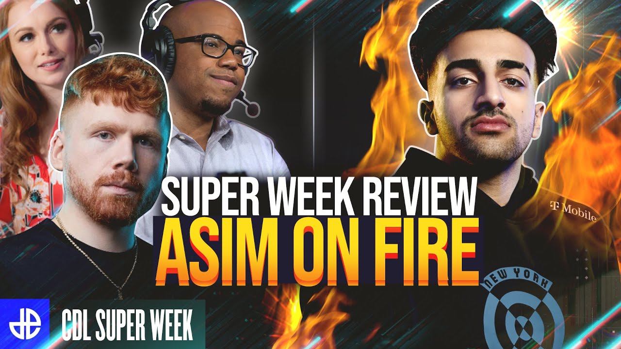 Asim on fire CDL Super Week Review