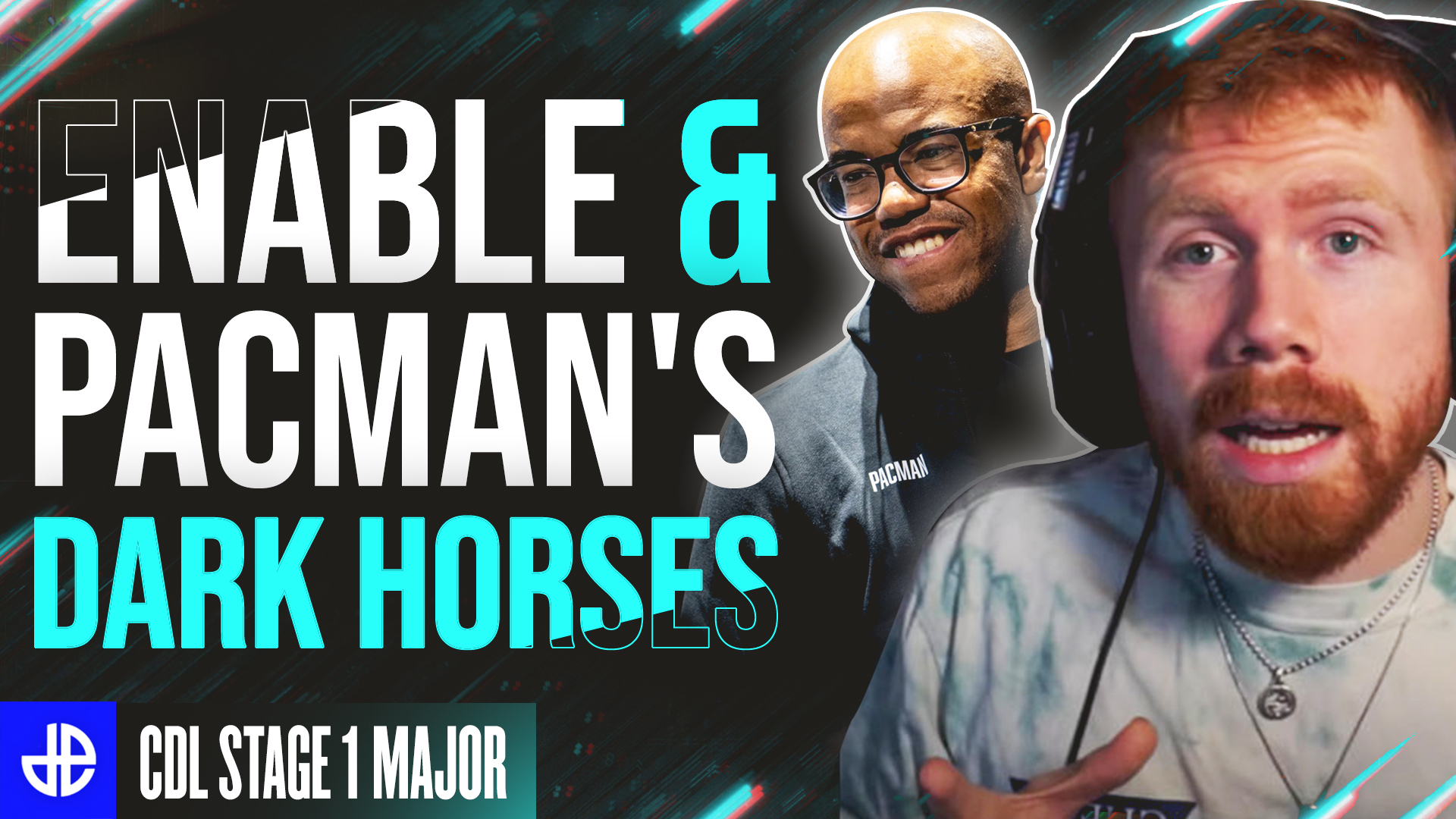 Enable & Pacman's Dark Horses