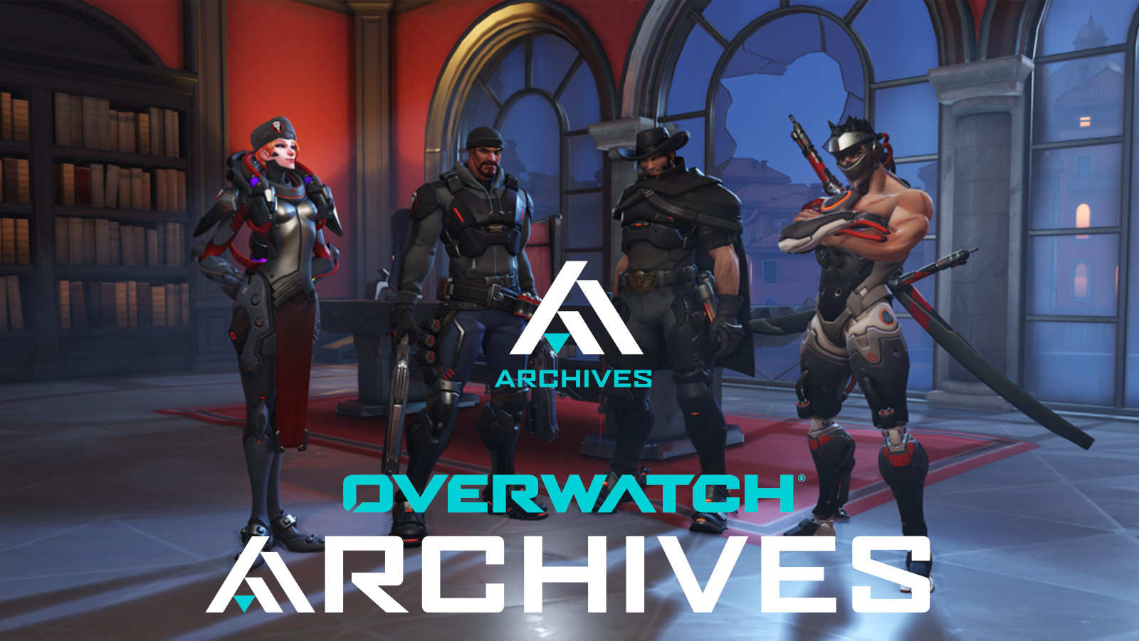 Overwatch archives event 2021