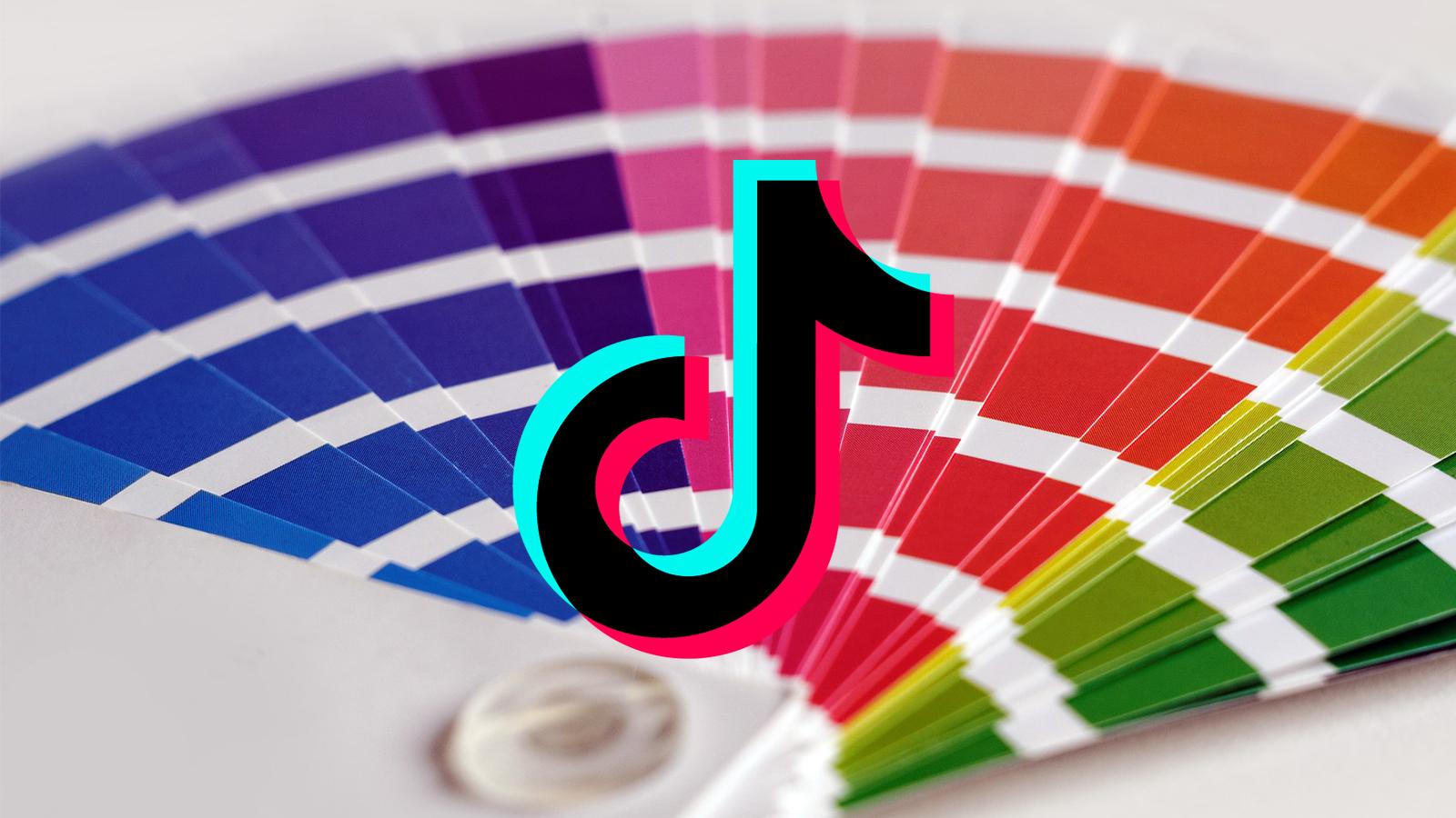 TikTok color personality test quiz