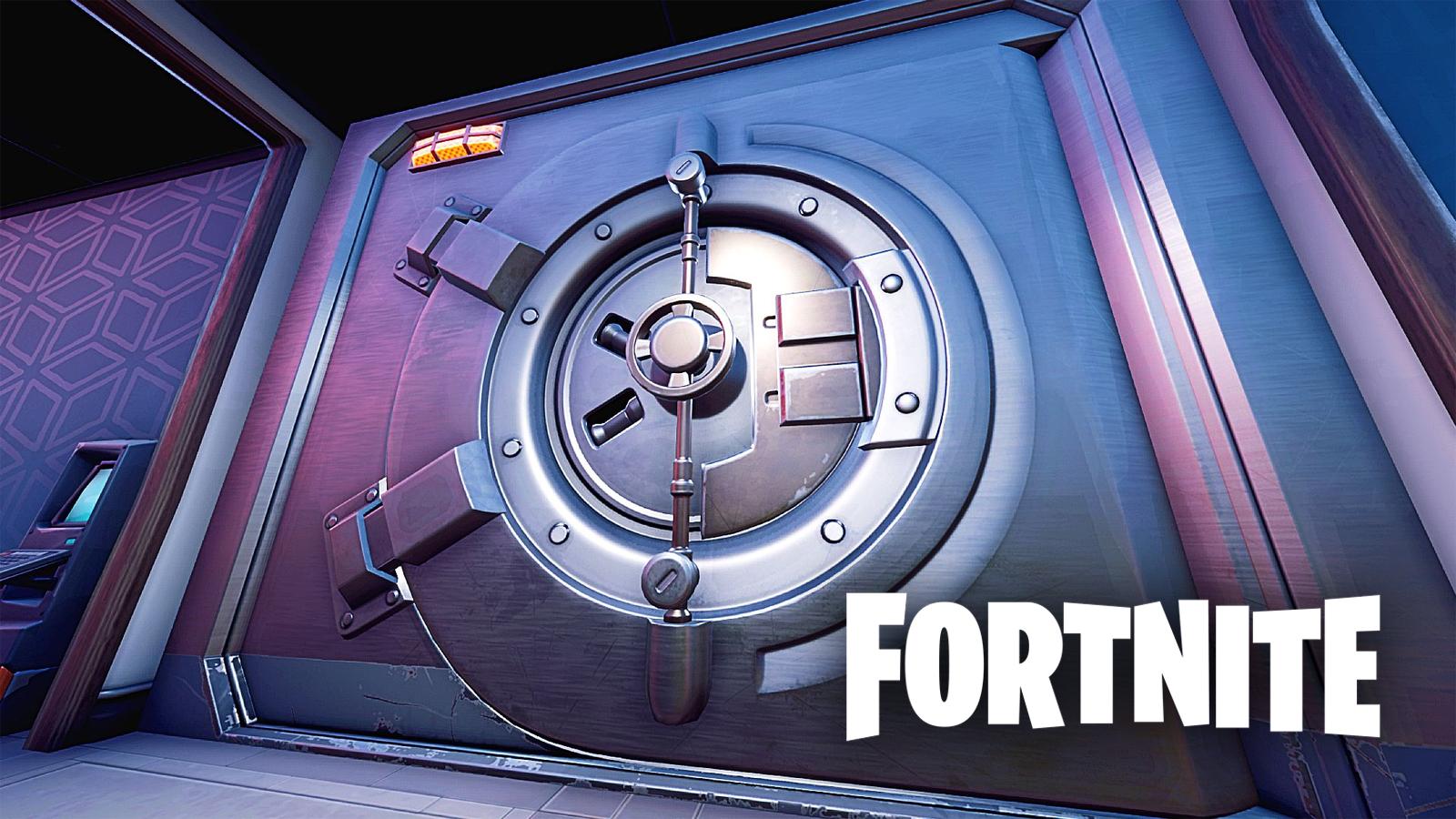 Fortnite Vault for 2FA