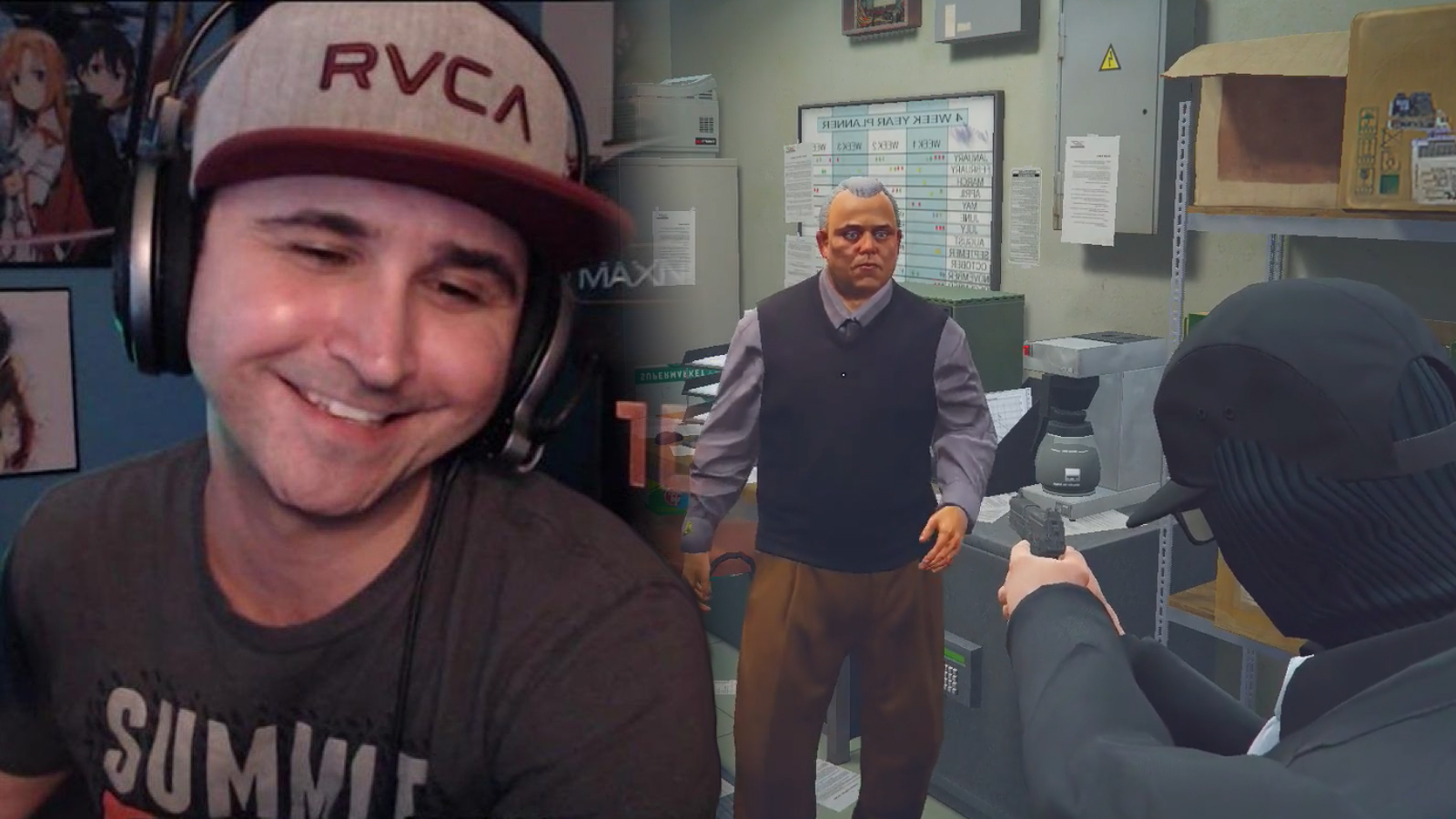 Summit1g playing NoPixel GTA RP