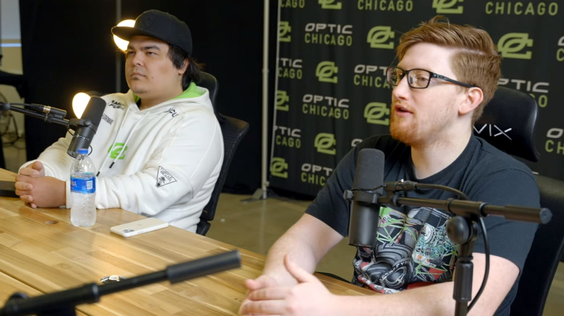 Scump & FormaL on OpTic's preshow