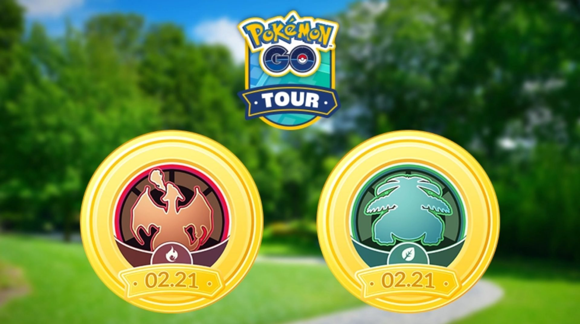Pokemon Go Kanto Tour event