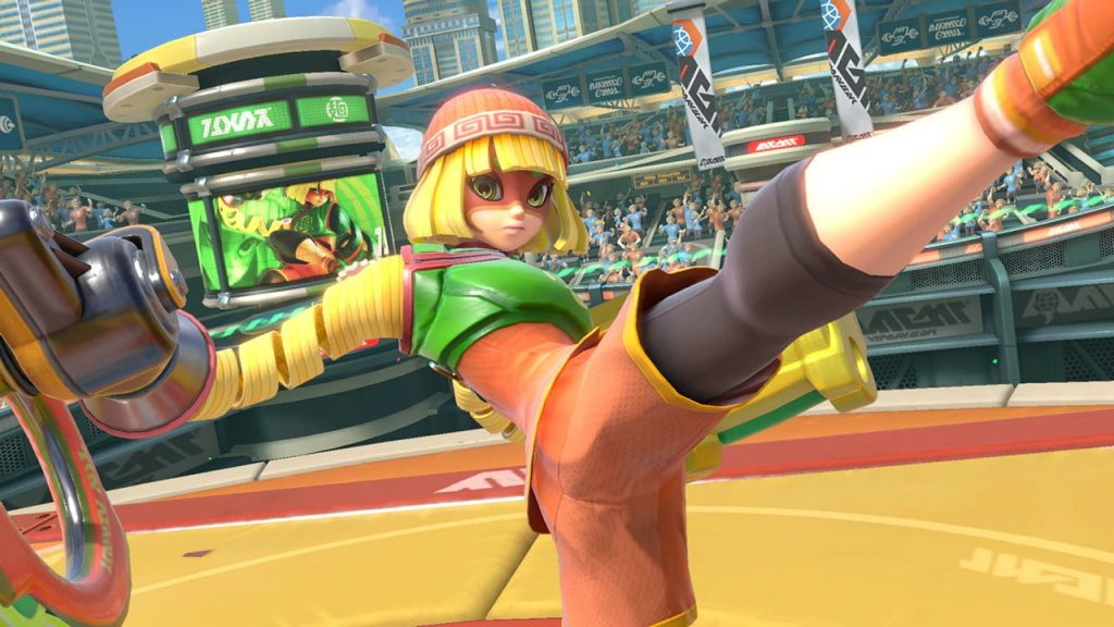 Min Min, notoriously one of Smash's most hated fighters, has been shredded.