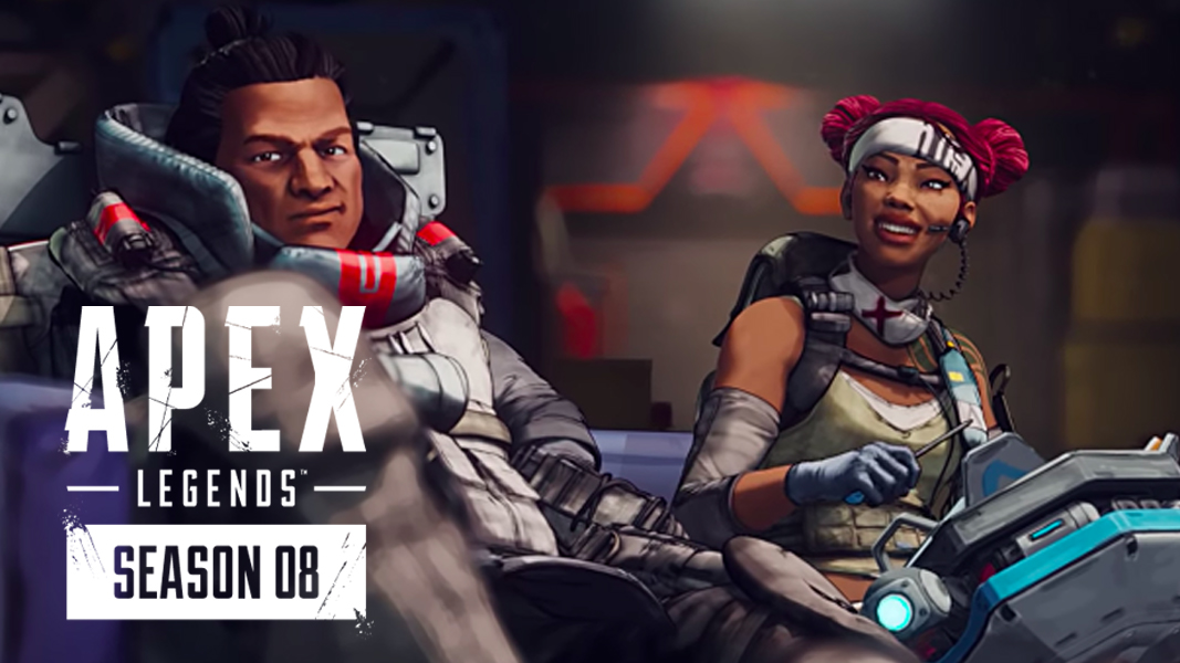 Gibraltar Lifeline Apex Legends Passive Perk