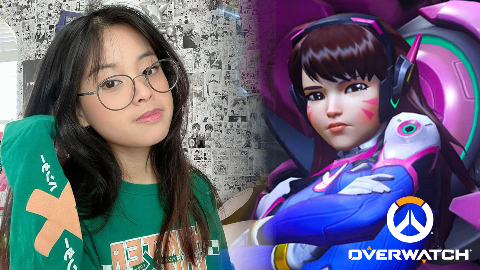 niko overwatch dva cosplay
