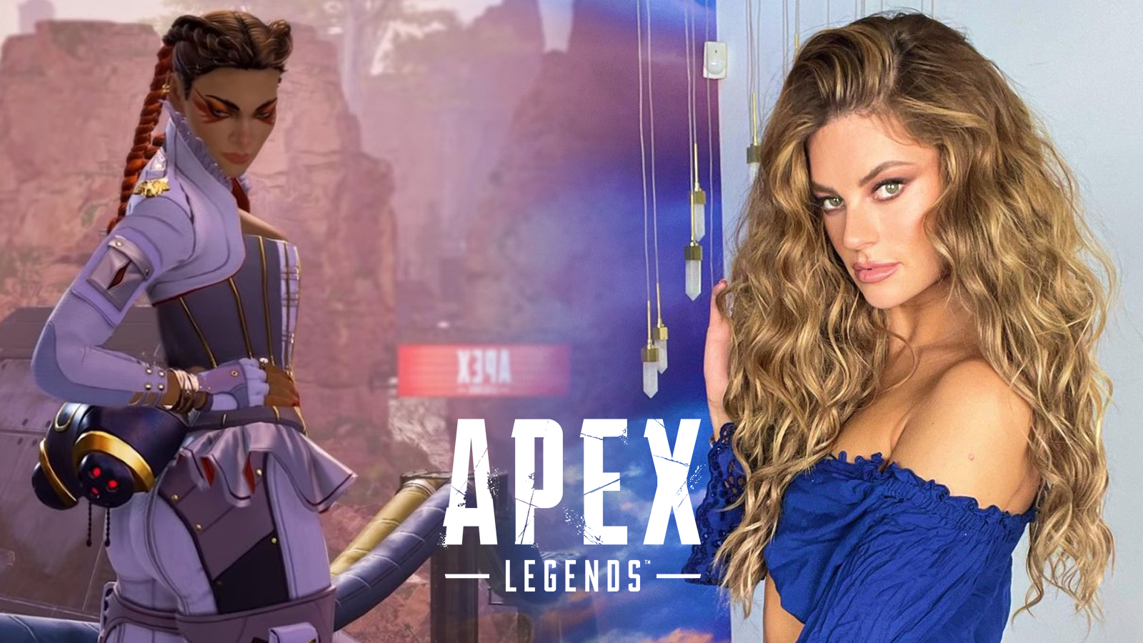 Hannah Stocking Apex Legends Loba cosplay