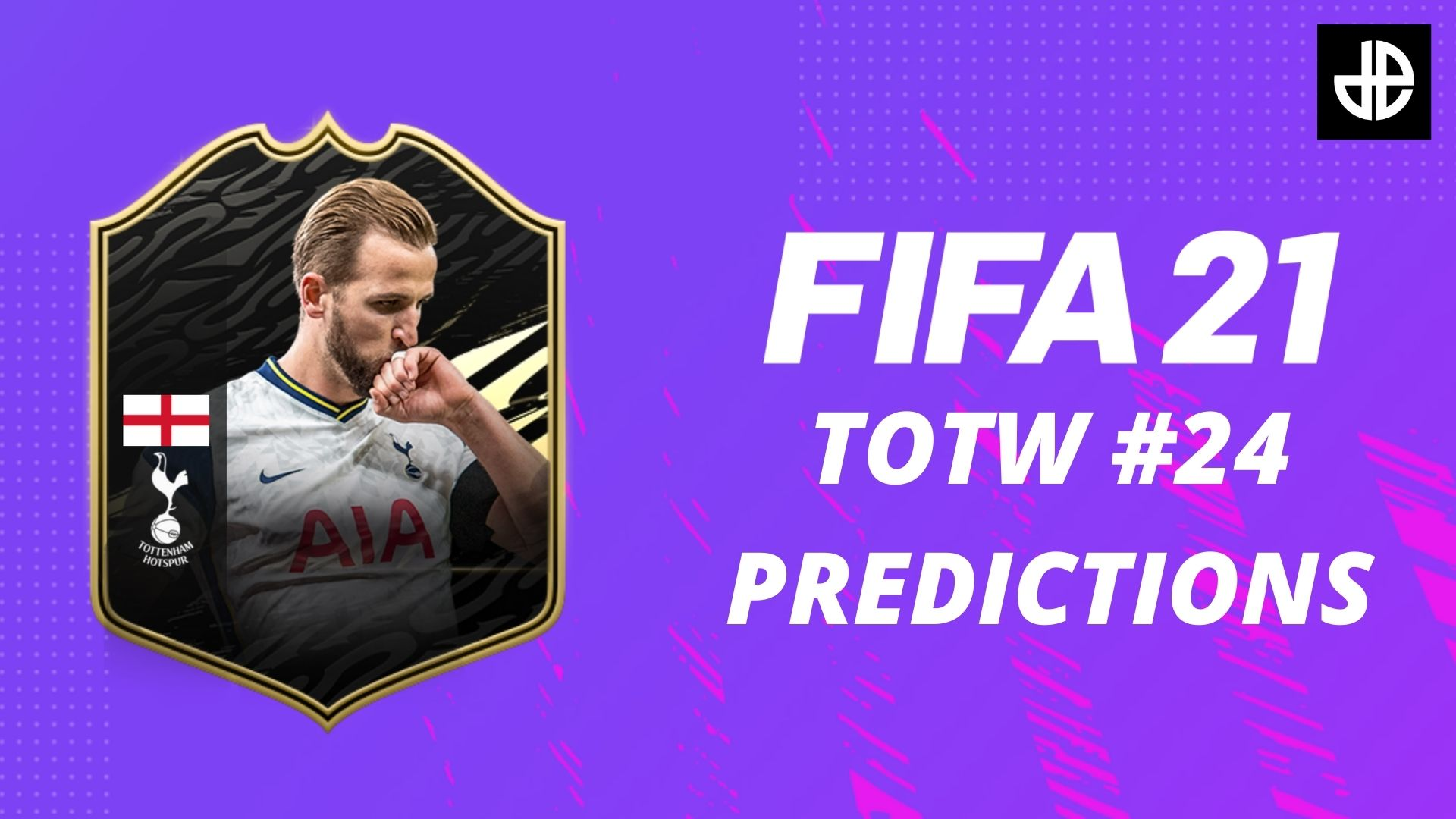 FIFA 21 TOTW 24 predictions with a Harry Kane card