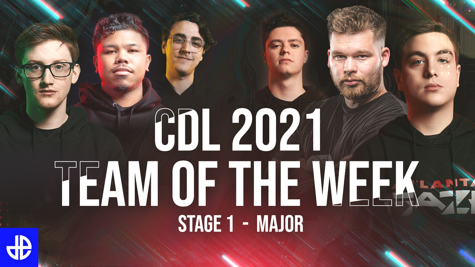 CDL 2021 Team of the Week after Stage 1 Major