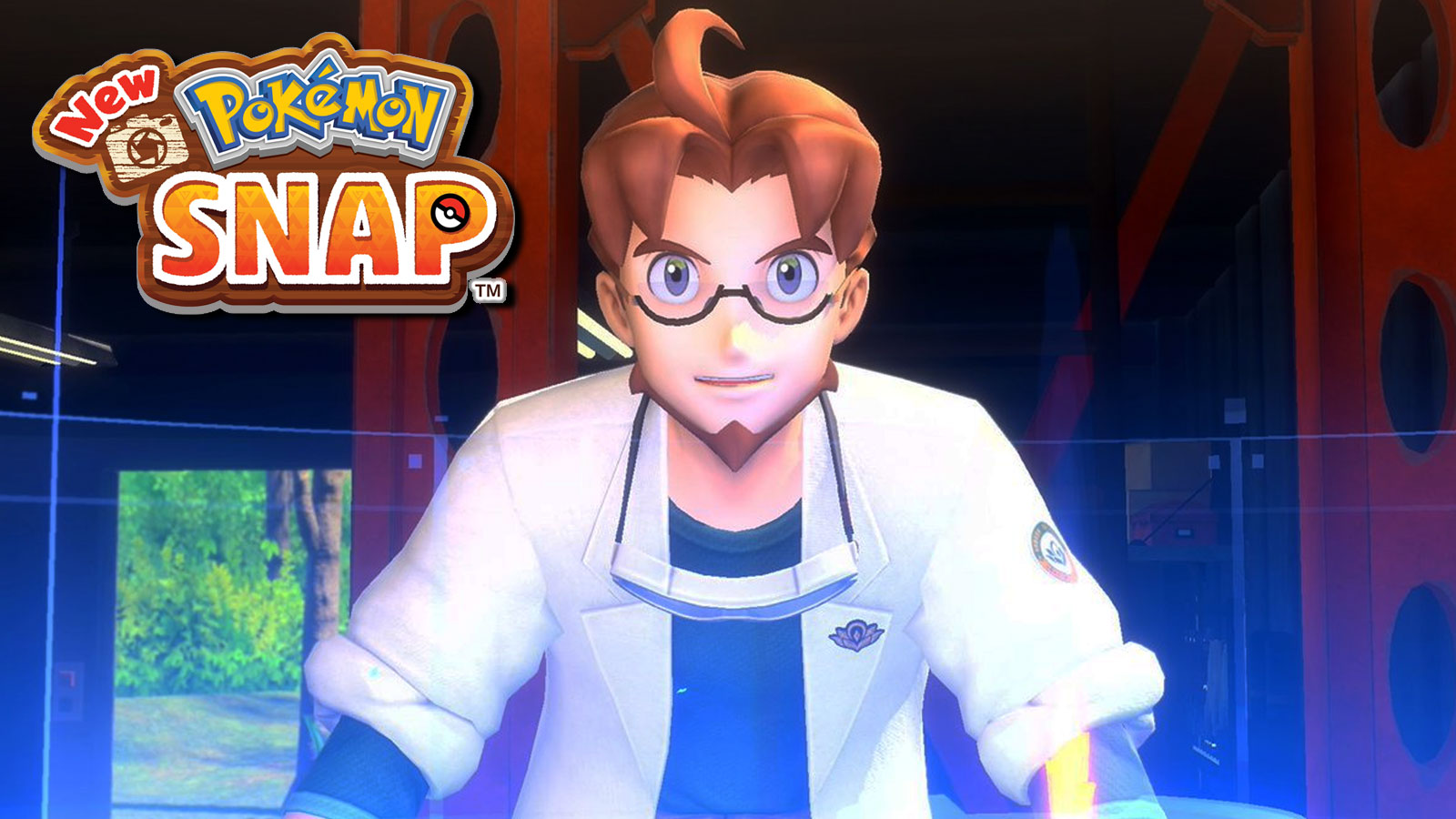 new pokemon snap professor mirror