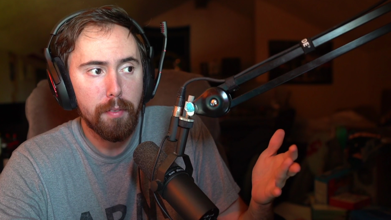 Asmongold Twitch Return
