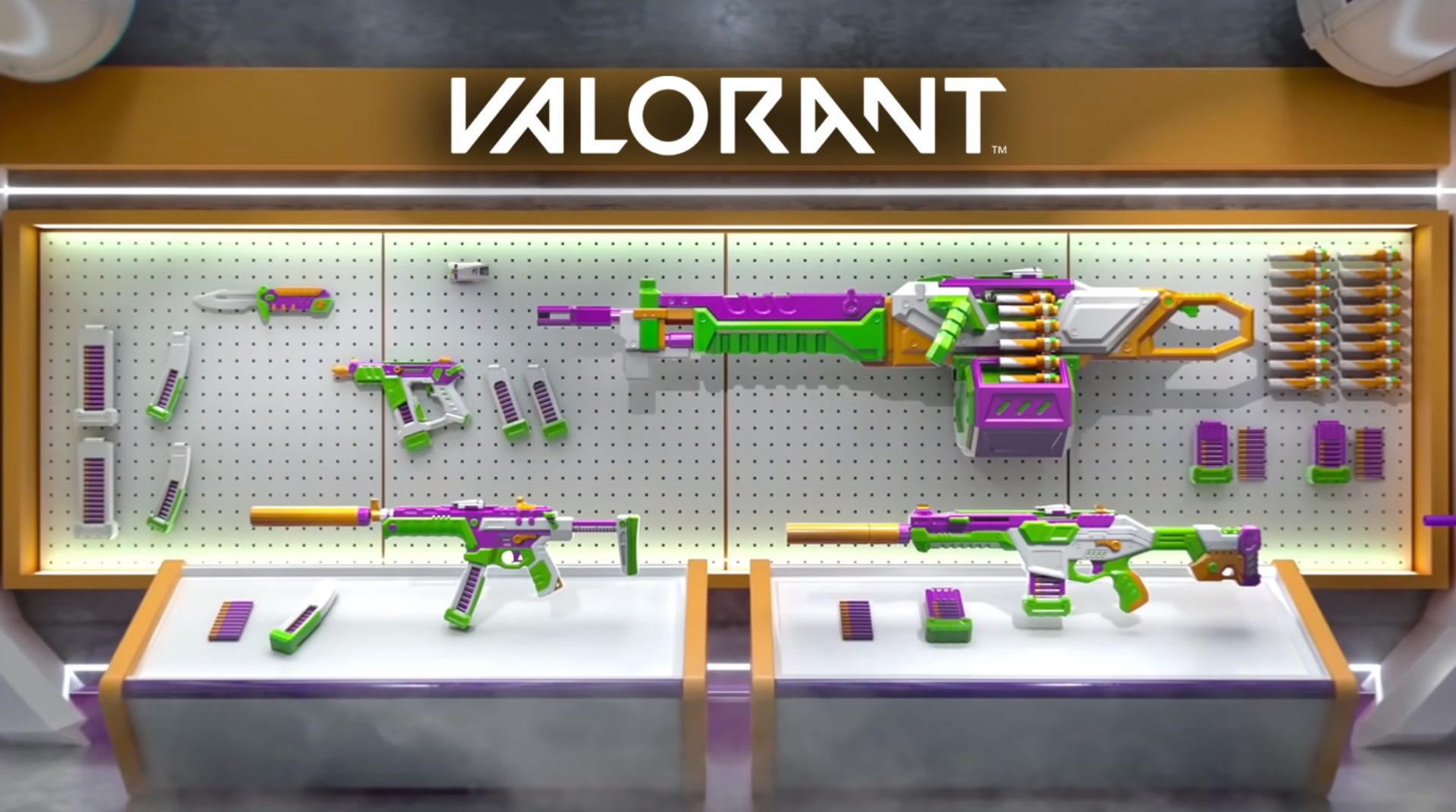 Valorant BlastX skins