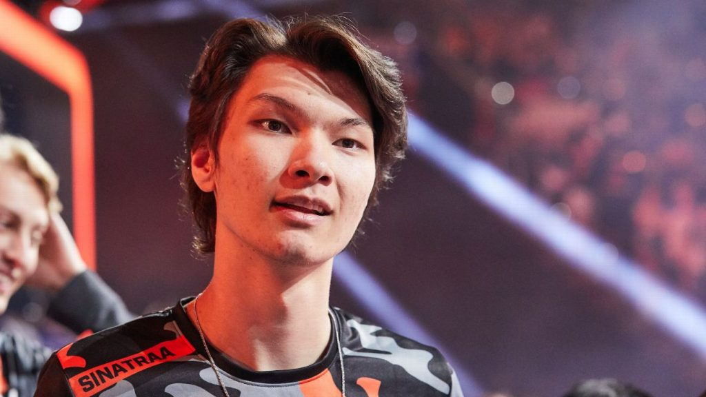 Sinatraa made the switch from Overwatch to Valorant in April last year.