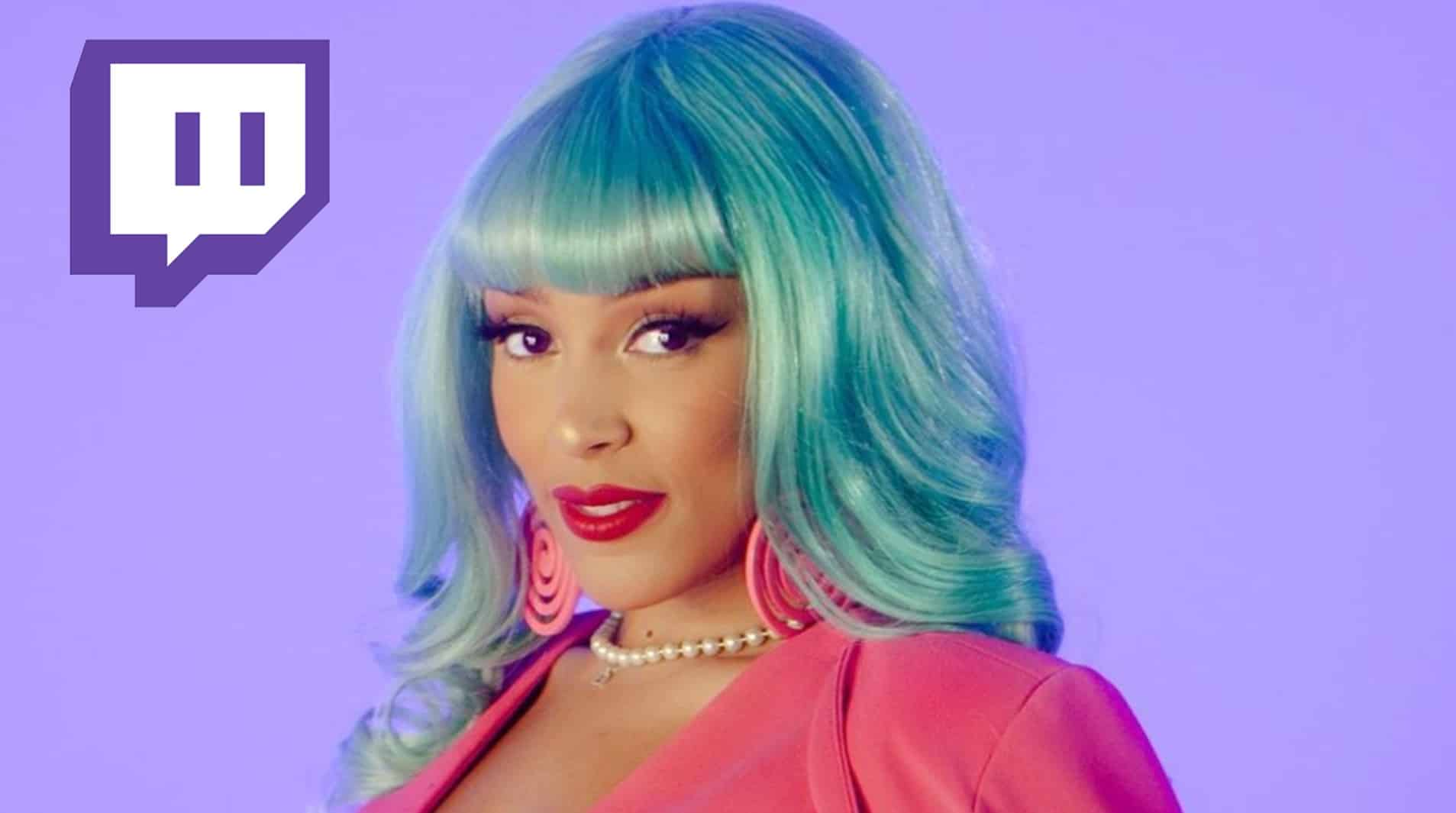 Doja Cat streaming on Twitch draws response from Corpse Husband, Pokimane, more