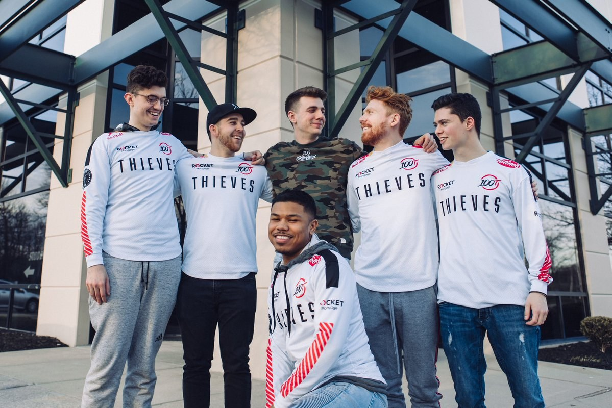 100 Thieves - Twitter