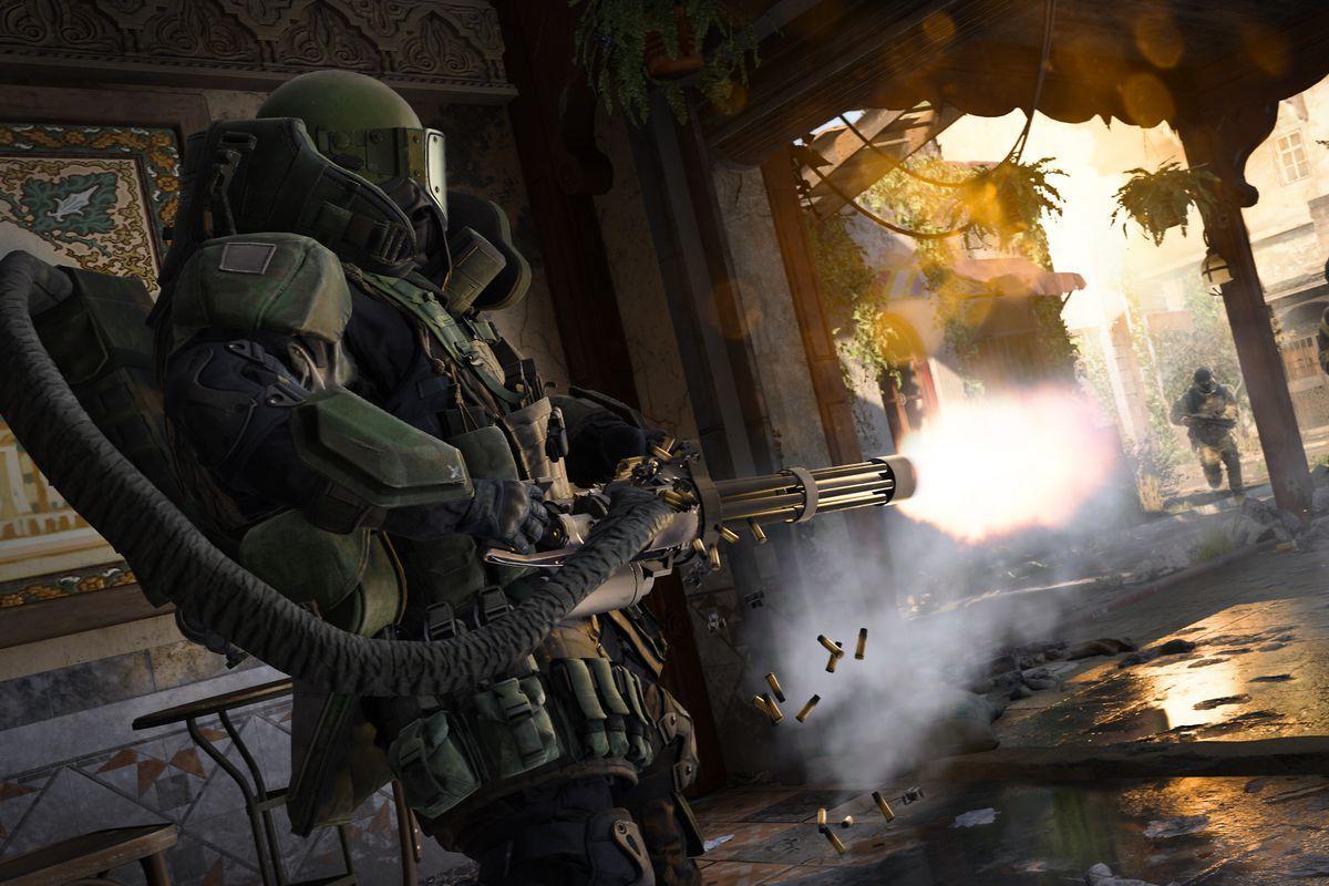 Activision - Call of Duty: Modern Warfare