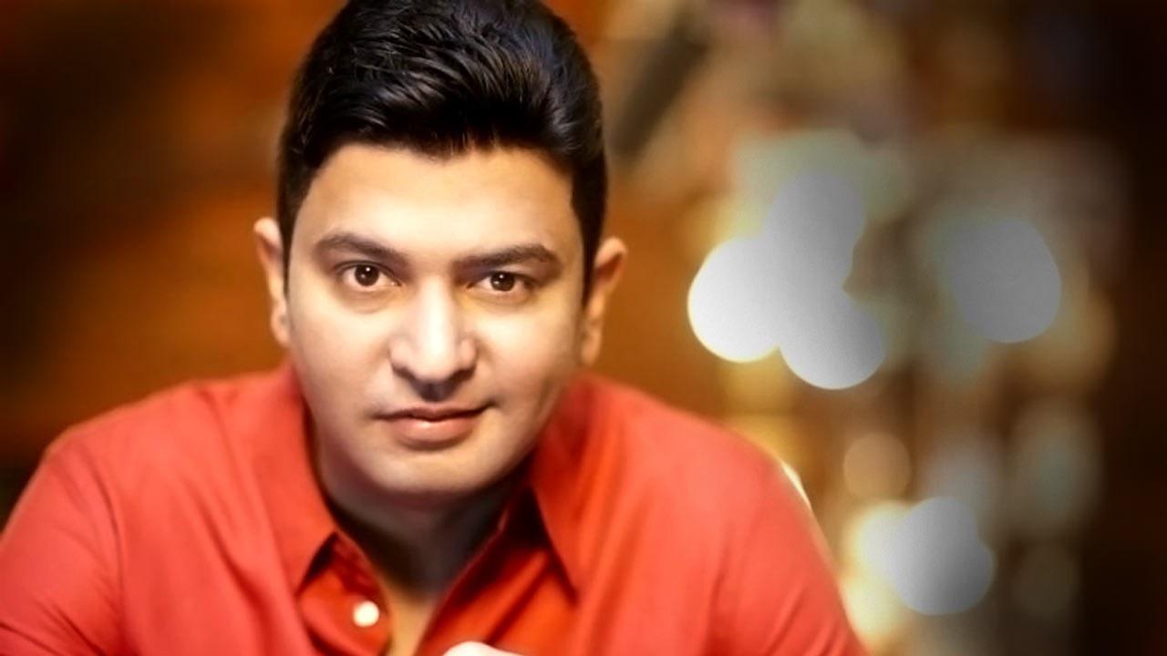 Bhushan Kumar, Twitter