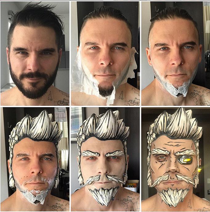 Instagram: Maul_cosplay