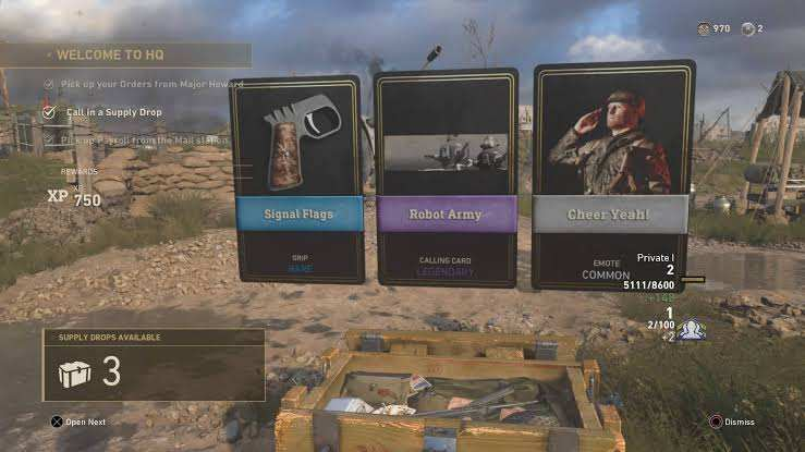 Activison - Call of Duty: WWII