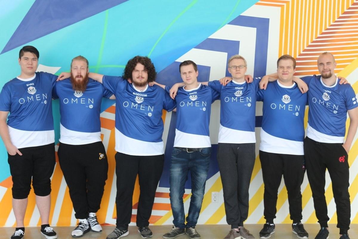 Team Finland/Twitter