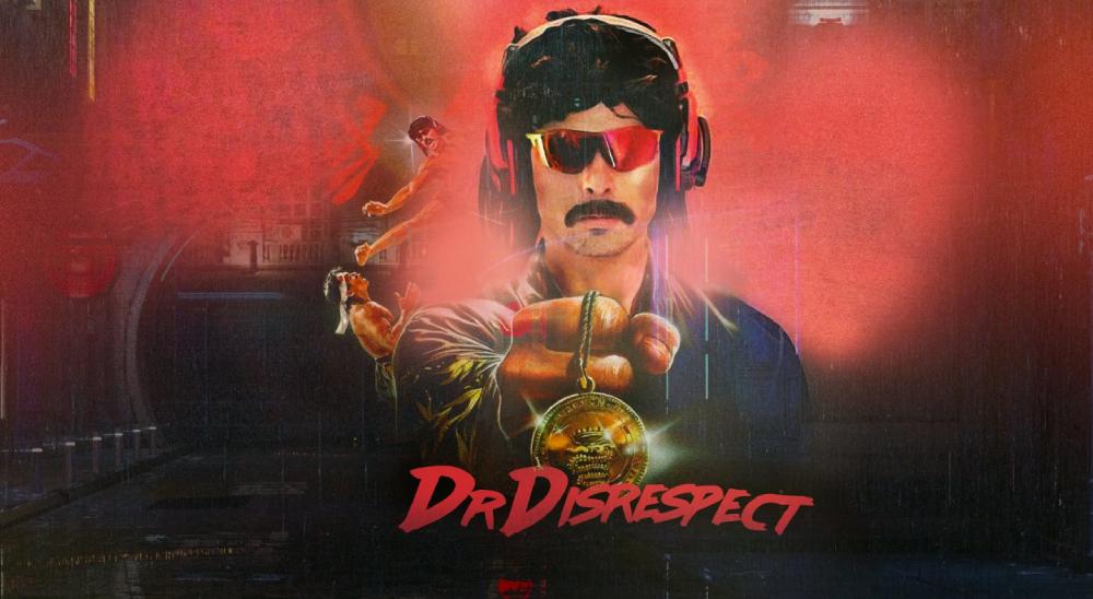 Twitter: @drdisrespect