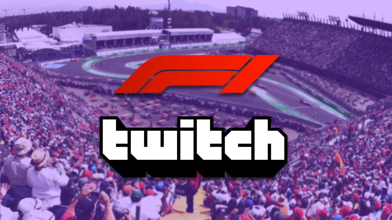 F1/Twitch